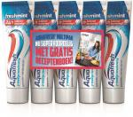 Aquafresh Tandpasta Plus Freshmint 5-Pack