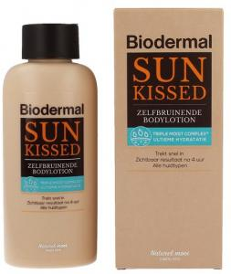 Biodermal Sun Kissed Zelfbruinende Bodylotion