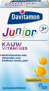 Junior 3+ Multifruit