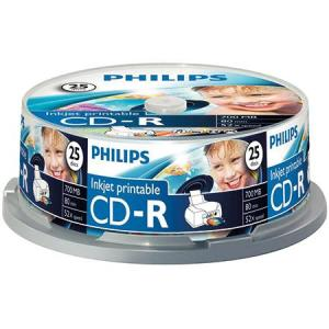 Philips CD-R CR7D5NB25/00