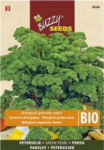 Seeds Bio Peterselie Green Pearl Skal 14725 NL-BIO-01 Themaserie