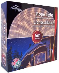 Christmas Gifts Lichtslang Wit 6 M