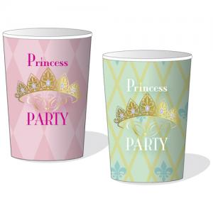 Bekers Princess Party 8st