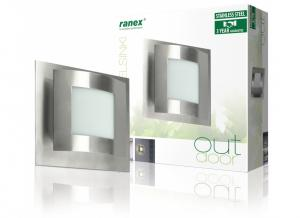 Ranex Ra-outdoor9 Muurlamp G9 Ip44