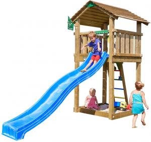 Jungle Gym | Cottage DeLuxe Blauw