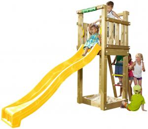Jungle Gym | Tower DeLuxe Geel