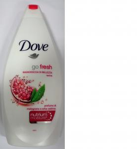 Dove Douchegel Go Fresh Granaatappel - 500 Ml