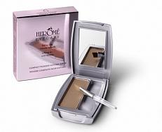 Herome Compact Powder Dark Brown