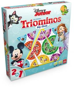 Triominos: The Original Junior Disney
