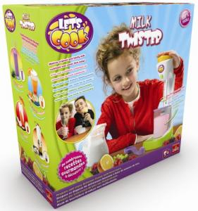 Let Cook: Milk Twister 82272