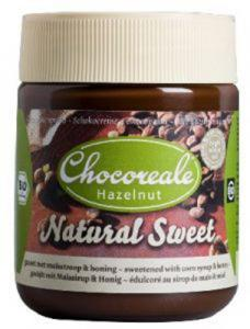Chocoreale Hazelnootpasta Natural Sweetener