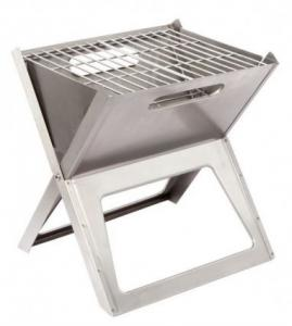 Bo-Camp - Barbecue Notebook Medium Houtskool RVS