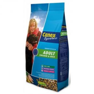 Canex Adult Chicken/rice 125 Kg