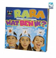 Clown Rara Wat Ben Ik? Junior Edition