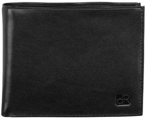 DR Amsterdam Canyon Billfold 10cc Black