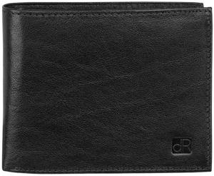 Portemonnees Dr Amsterdam Billfold Canyon Black
