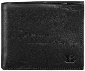 DR Amsterdam Canyon Billfold 4cc Black