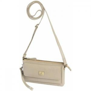 DR Amsterdam Clutch Taupe (8712099055114)