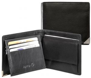 DR Amsterdam Heren Billfold 15524 Black