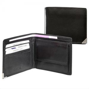 DR Amsterdam Heren Billfold 15581 Black