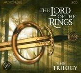 LORD OF THE RINGS TRILOGY CD1 FELLOWSHIP RING. MASK CD
