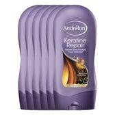 Andr Keratine Repair - 6 X 300 Ml Conditioner Voordeelverpakking