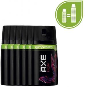 Axe Excite For Men - 6 X 100 Ml Deodorant Spray Voordeelverpakki
