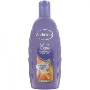 Andr Oil & Care Shampoo - 300 Ml (8712561548779)