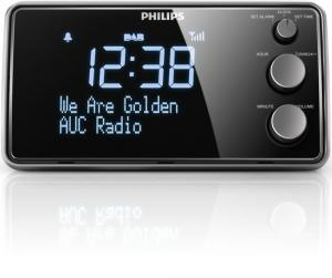 Philips AJB3552/12 DAB+ Klokradio (8712581619374)