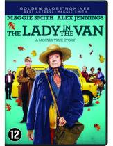 Lady In The Van DVD BILINGUAL //CAST: MAGGIE SMITH ALEX JENNINGS