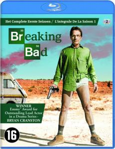 Breaking Bad - Seizoen 1