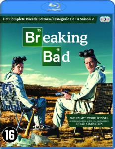 Breaking Bad - Seizoen 2 (8712609654257)