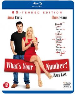 What Your Number | Blu-ray
