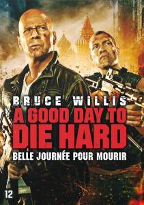 Good Day To Die Hard DVD PAL/REGION 2-BILINGUAL / *A GOOD DAY TO
