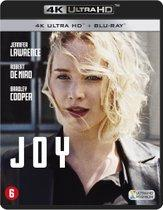 Joy Blu-Ray 4K Ultra HD BILINGUAL //CAST: JENNIFER LAWRENCE ROBE