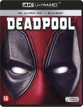 Deadpool Blu-Ray 4K Ultra HD BILINGUAL //CAST: RYAN REYNOLDS MOR
