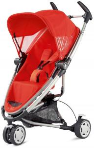 Quinny Zapp Xtra Buggy | Red Revolution (8712930066330)