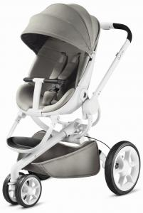 Kinderwagen Moodd Grey Gravel