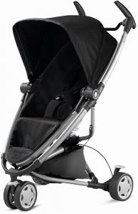 Kinderwagen Zapp Xtra 2.0 Rocking Black