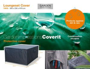 Garden Impressions Coverit Loungeset Hoes 305x230xH70