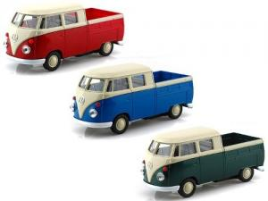 Volkswagen T1 Pick-up Welly 1:34 Pull Back