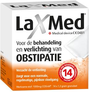 LaxMed Sachets