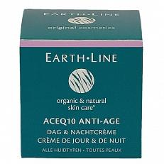Earth Line Dag- And Nachtcreme Ace Q10