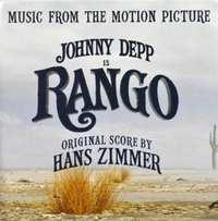 Rango - Music From The Motion Picture CD