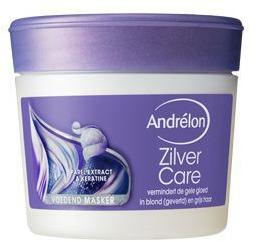Andrelon Haarmasker Zilver Care 250ml