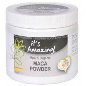 Its Amazing Raw And Org Maca Pwdr 300g