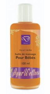 Ayurveda Baby Massage Oil 100 Ml