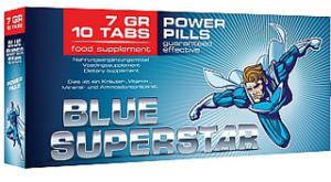 Blue Superstar Erectiepillen