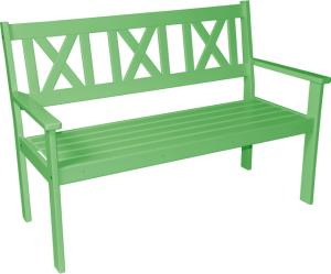 Outdoor Living Bank Groen 129 Cm
