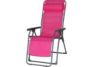 Outdoor Living Relaxstoel Colour Fucsia Rose